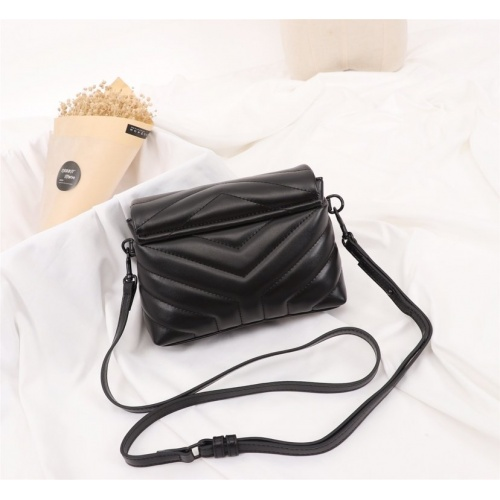 Cheap Yves Saint Laurent YSL AAA Quality Messenger Bags For Women #770379 Replica Wholesale [$80.51 USD] [W#770379] on Replica Yves Saint Laurent YSL AAA Messenger Bags