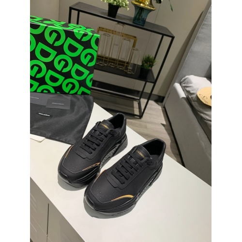 Cheap Dolce & Gabbana D&G Casual Shoes For Men #770427 Replica Wholesale [$98.94 USD] [W#770427] on Replica Dolce & Gabbana D&G Casual Shoes