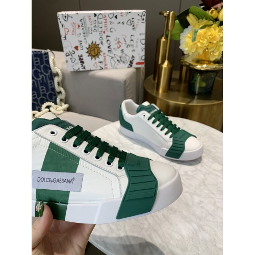 Cheap Dolce & Gabbana D&G Casual Shoes For Men #770457 Replica Wholesale [$79.54 USD] [W#770457] on Replica Dolce & Gabbana D&G Casual Shoes