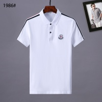 Moncler T-Shirts Short Sleeved Polo For Men #764736