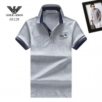 Armani T-Shirts Short Sleeved Polo For Men #764754
