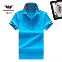 Armani T-Shirts Short Sleeved Polo For Men #764756