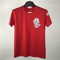 Moncler T-Shirts Short Sleeved O-Neck For Men #764781