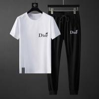 Christian Dior Tracksuits Short Sleeved O-Neck For Men #764810