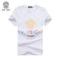 Versace T-Shirts Short Sleeved O-Neck For Men #765317