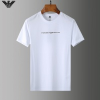 Armani T-Shirts Short Sleeved O-Neck For Men #765331