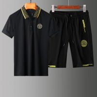 Versace Tracksuits Short Sleeved O-Neck For Men #765361