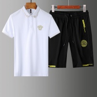 Versace Tracksuits Short Sleeved Polo For Men #765368