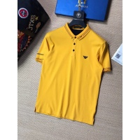 Armani T-Shirts Short Sleeved Polo For Men #765573