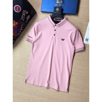 Armani T-Shirts Short Sleeved Polo For Men #765574