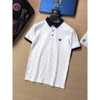 Armani T-Shirts Short Sleeved Polo For Men #765575