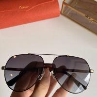 Cartier AAA Quality Sunglasses #766199