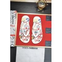 Dolce & Gabbana D&G Slippers For Men #766527