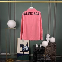 Balenciaga Jackets Long Sleeved Polo For Men #767684