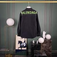 Balenciaga Jackets Long Sleeved Polo For Men #767685