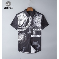 Versace Shirts Short Sleeved Polo For Men #767836