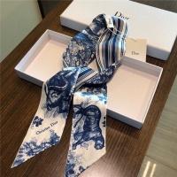 Christian Dior Silk Scarf #768472