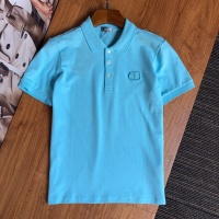 Christian Dior T-Shirts Short Sleeved Polo For Men #769486