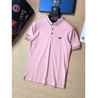 Armani T-Shirts Short Sleeved Polo For Men #769818