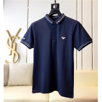 Armani T-Shirts Short Sleeved Polo For Men #769884
