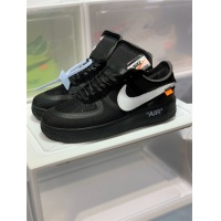 Nike Air Force 1 & OFF-WHITE For Men #770100