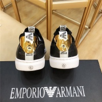 Cheap Armani Casual Shoes For Men #770155 Replica Wholesale [$69.84 USD] [W#770155] on Replica Armani Casual Shoes