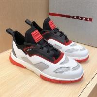 Cheap Prada Casual Shoes For Men #770167 Replica Wholesale [$101.85 USD] [W#770167] on Replica Prada Casual Shoes