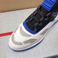 Cheap Prada Casual Shoes For Men #770170 Replica Wholesale [$101.85 USD] [W#770170] on Replica Prada Casual Shoes