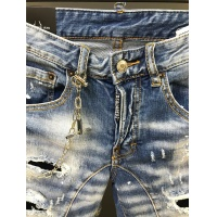 Cheap Dsquared Jeans Shorts For Men #770314 Replica Wholesale [$50.44 USD] [W#770314] on Replica Dsquared Jeans