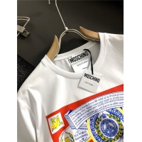 Cheap Moschino T-Shirts Short Sleeved O-Neck For Men #770348 Replica Wholesale [$41.71 USD] [W#770348] on Replica Moschino T-Shirts