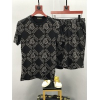 Cheap Versace Tracksuits Short Sleeved O-Neck For Men #770363 Replica Wholesale [$55.29 USD] [W#770363] on Replica Versace Tracksuits