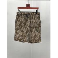 Cheap Fendi Tracksuits Short Sleeved O-Neck For Men #770364 Replica Wholesale [$55.29 USD] [W#770364] on Replica Fendi Tracksuits