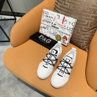 Cheap Dolce & Gabbana D&G Casual Shoes For Men #770430 Replica Wholesale [$89.24 USD] [W#770430] on Replica Dolce & Gabbana D&G Casual Shoes