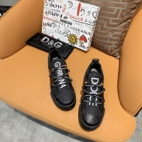 Cheap Dolce & Gabbana D&G Casual Shoes For Men #770431 Replica Wholesale [$89.24 USD] [W#770431] on Replica Dolce & Gabbana D&G Casual Shoes