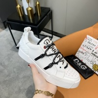 Cheap Dolce & Gabbana D&G Casual Shoes For Women #770433 Replica Wholesale [$89.24 USD] [W#770433] on Replica Dolce & Gabbana D&G Casual Shoes