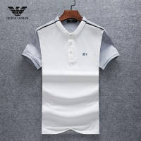 Armani T-Shirts Short Sleeved Polo For Men #770635
