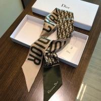 Christian Dior Silk Scarf #770954