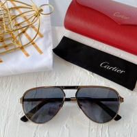 Cartier AAA Quality Sunglasses #771013