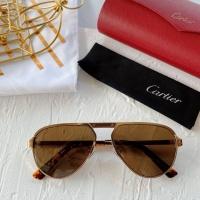 Cartier AAA Quality Sunglasses #771018