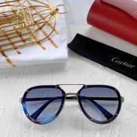 Cartier AAA Quality Sunglasses #771063