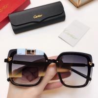 Cartier AAA Quality Sunglasses #771240