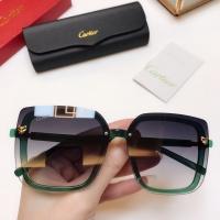Cartier AAA Quality Sunglasses #771242