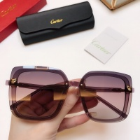 Cartier AAA Quality Sunglasses #771243