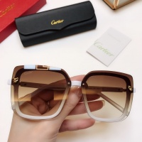 Cartier AAA Quality Sunglasses #771245