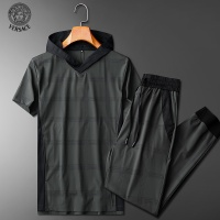 Versace Tracksuits Short Sleeved Polo For Men #771391