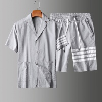 Thom Browne TB Tracksuits Short Sleeved Polo For Men #771396