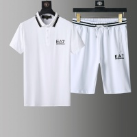 Armani Tracksuits Short Sleeved Polo For Men #771397