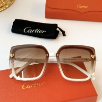 Cartier AAA Quality Sunglasses #771559