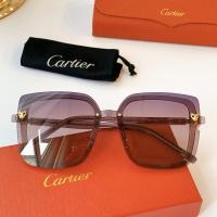 Cartier AAA Quality Sunglasses #771561