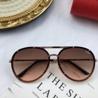Cartier AAA Quality Sunglasses #771599